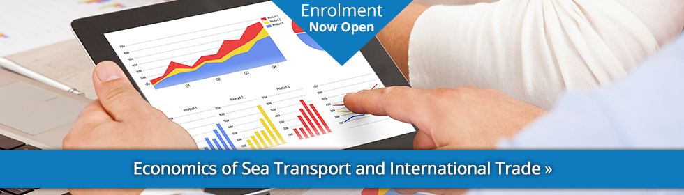 economics of sea transport and international trade
