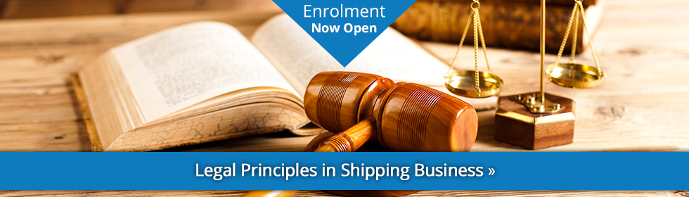 Legal Principles in Shipping Business