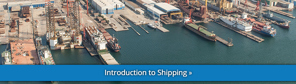 Introduction to shipping