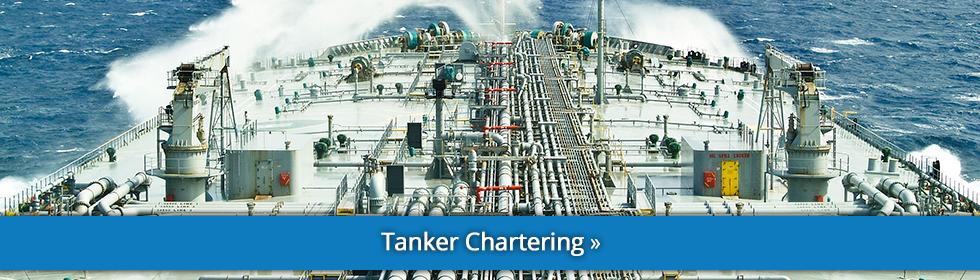 Tanker chartering